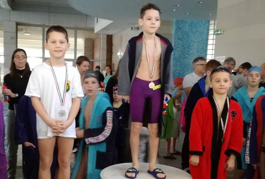 Úszás Megyei Diákolimpia