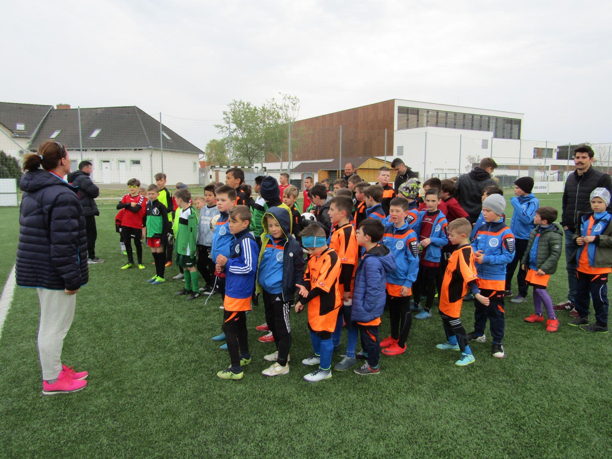 Körzeti labdarúgó diákolimpia