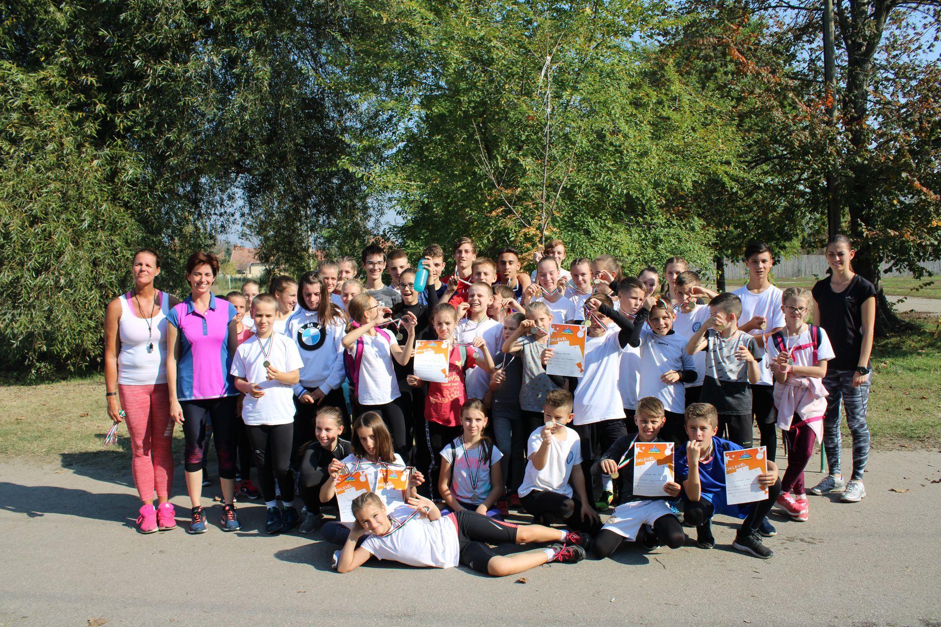Körzeti mezei atlétikai futóverseny